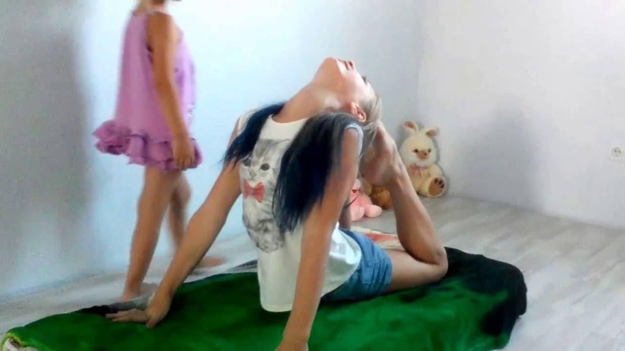 Гимнастика челенж
