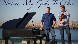 Download Video Nearer, My God, To Thee - Viola & Piano on the Beach - Amazing Footage MP3 3GP MP4