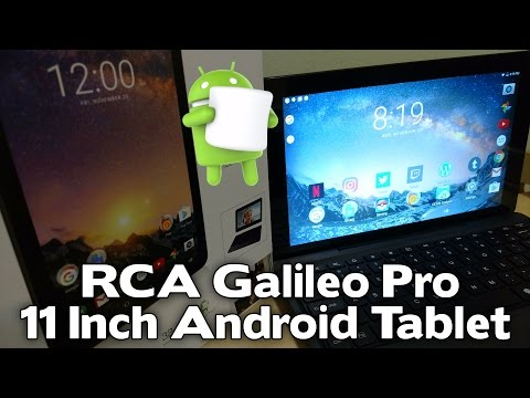 RCA Galileo Pro Tablet [REVIEW] - Tech Geek Nelson