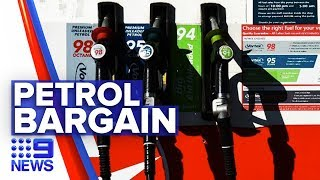 Petrol prices could continue to get cheaper | Nine News Australia