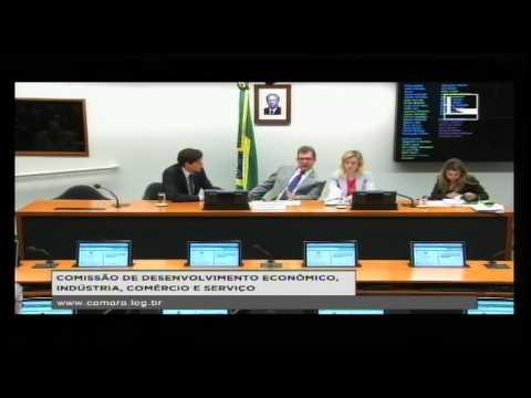 DESENVOLV. ECONÔMICO, INDÚSTRIA, COMÉRCIO E SERV. - Reunião Deliberativa - 30/08/2016 - 10:41