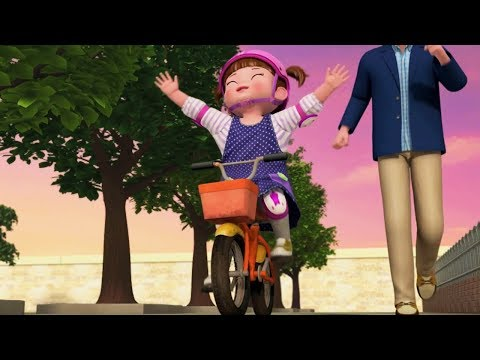 Kongsuni And Friends 121 | Pedal Power | HD | English Full Episode | Cartoons For Children
