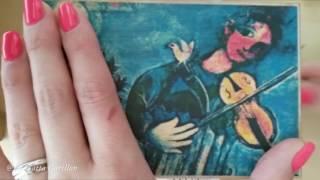 Pquadro - Amo sai di te, Carillon Portagioie personalizzato con spartito
