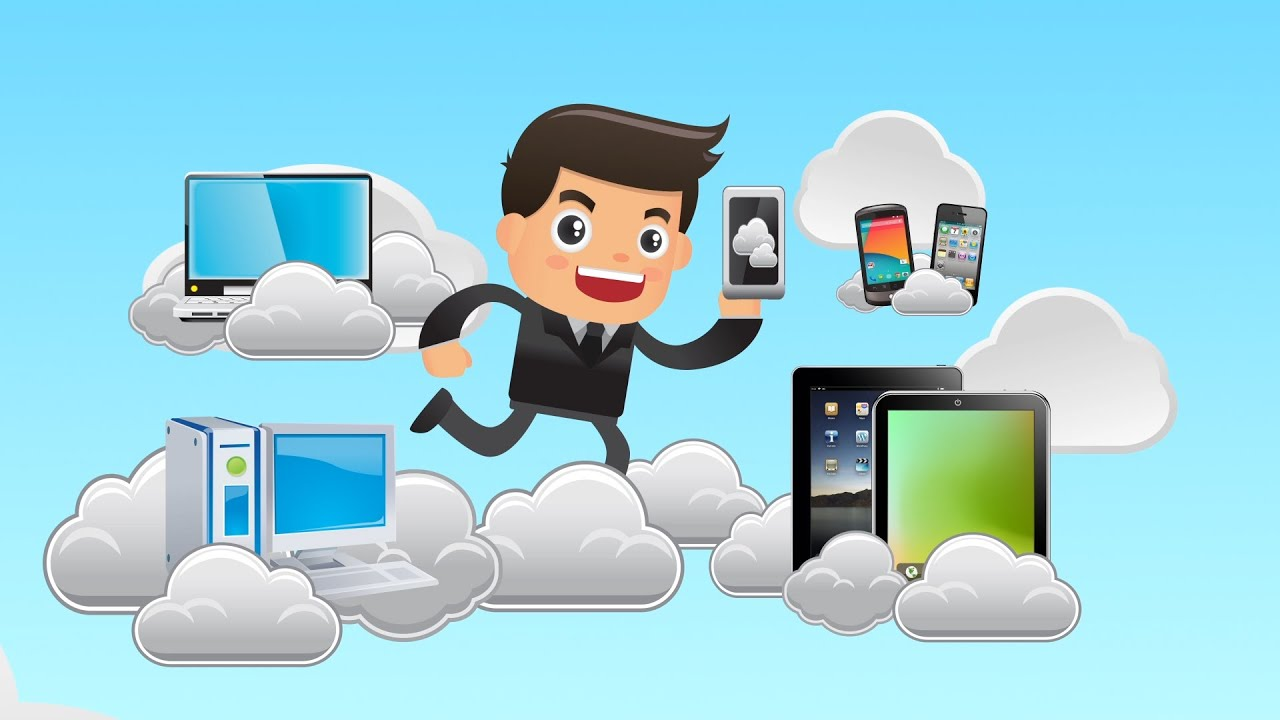 Cloud Computing Marketing Video