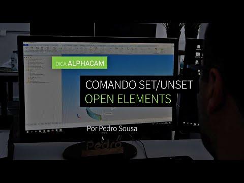 Dica 18 ALPHACAM | Comando