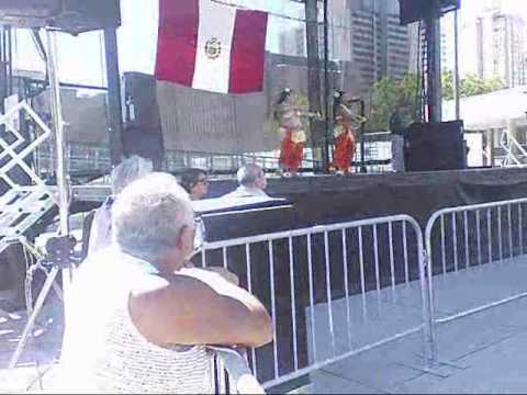 Digital Journal - Latin American Folklore Festival in Toronto
