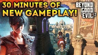 Beyond Good and Evil 2 - NEW GAMEPLAY! HUGE Walkthrough! 30 Minutes of Ships, Customization!