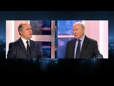BFM Politique : l'interview de Bruno Leroux par Olivier Mazerolle - 03/02