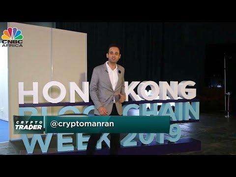 Crypto Trader with Ran Neu-Ner: Live from Hong Kong Blockchain week 2019