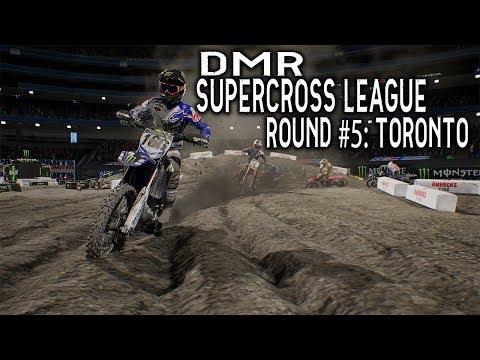 Supercross The game - DMR Championship Round #5: Toronto C Main