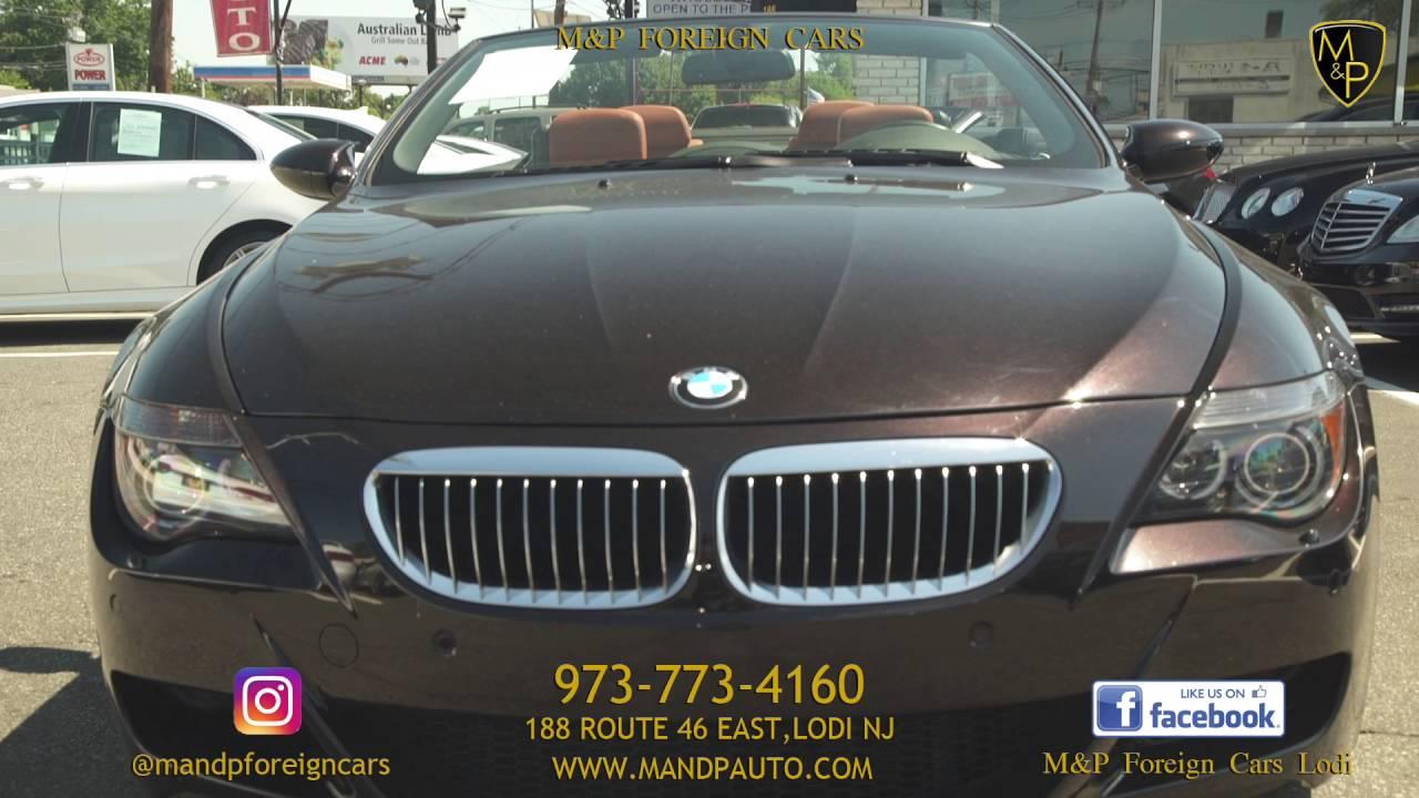 2007 BMW M6 NEIMAN MARCUS - YouTube