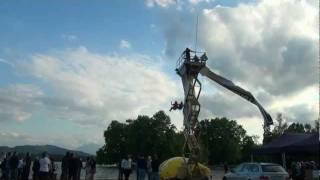 Record Guinness de salto de altura con Blob Jump