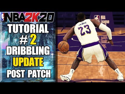 NBA 2K20 Ultimate Dribbling Tutorial Update - NEW Controls Post Patch by ShakeDown2012