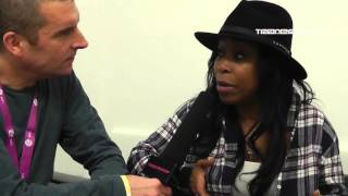 """Interview with Penny Ford (original Singer of Snap) / 5.12.15 @ """"Die Mega 90er Live"""""""