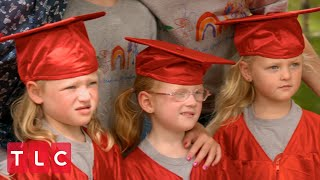 The Quints Graduate From Preschool! | OutDaughtered