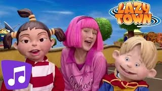 Playtime Music Video | LazyTown