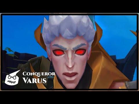 Conqueror Varus.face