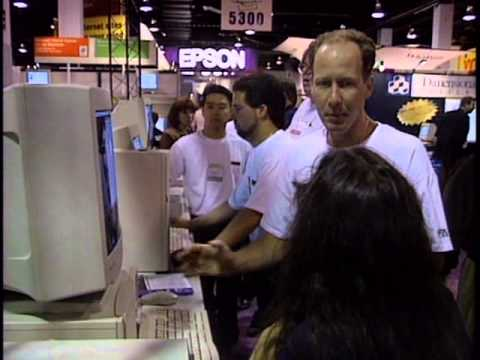 The Computer Chronicles - MacWorld Boston (1996)