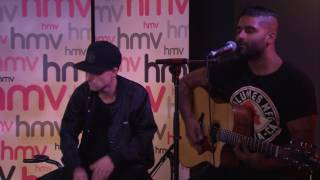 SUM 41 - Fake My Own Death Acoustic (Live at The hmv Underground)