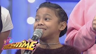 It's Showtime: Awra visits It's Showtime