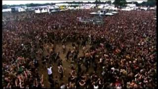EXODUS War is my Shepherd  LIVE @ Wacken