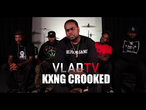 KXNG Crooked: I'm Still Drake Fan Despite Ghostwriting Rumors