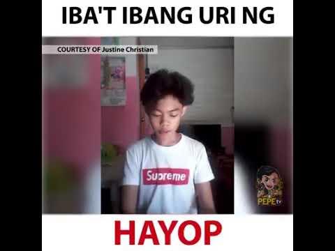 IBAT IBANG URI NG TAWA from YouTube · Duration:  5 minutes 35 seconds