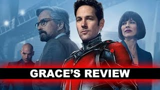 Ant-man movie review - beyond the trailer