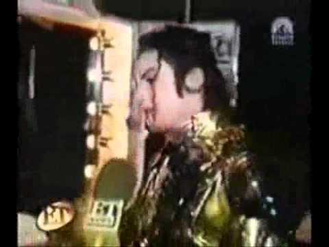(1997) Lisa Marie Presley Backstage at HIStory Tour