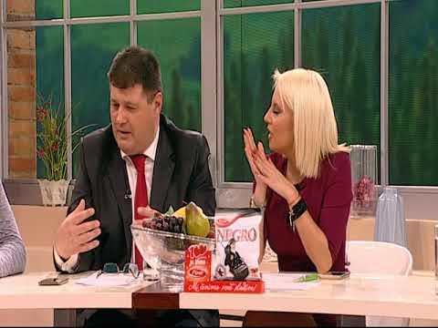 Novo Jutro - Sarapa I Dea - dr Miroljub Petrovic, Boris Milicevic - 15.01.2018.