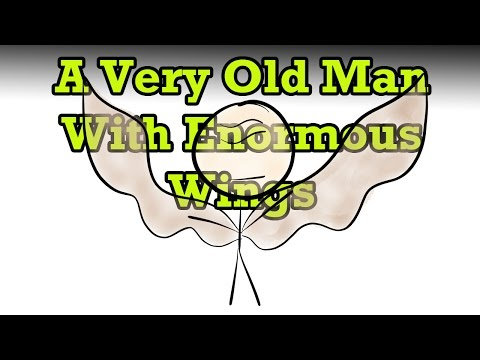 A Very Old Man with Enormous Wings by Gabriel García Márquez (Summary) - Minute Book Report