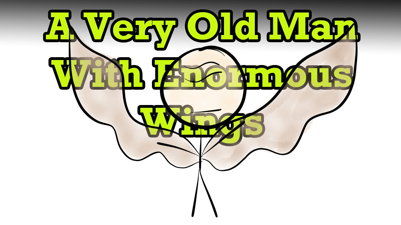 a very old man enormous wings by gabriel garcía márquez a very old man enormous wings by gabriel garcía márquez summary minute book report