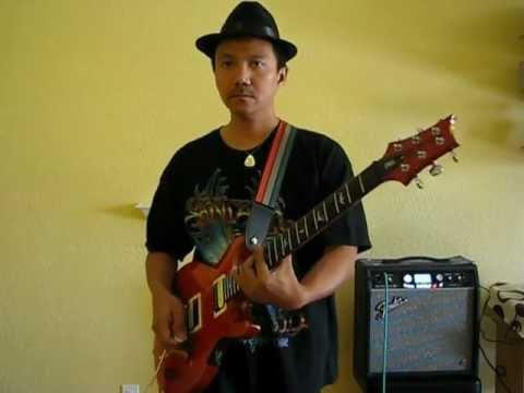 I Love You Too Much Cover by Red Villanueva (Te Amo Mucho Demasiado original by Carlos Santana)