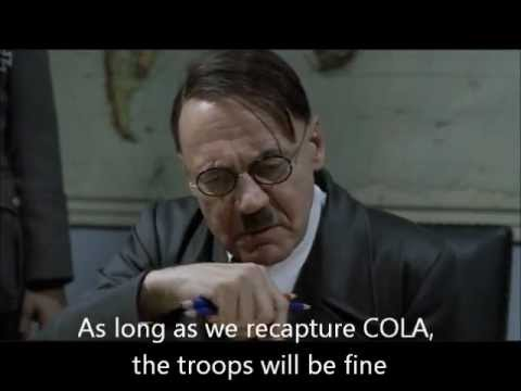 hitler is mad about uaw
