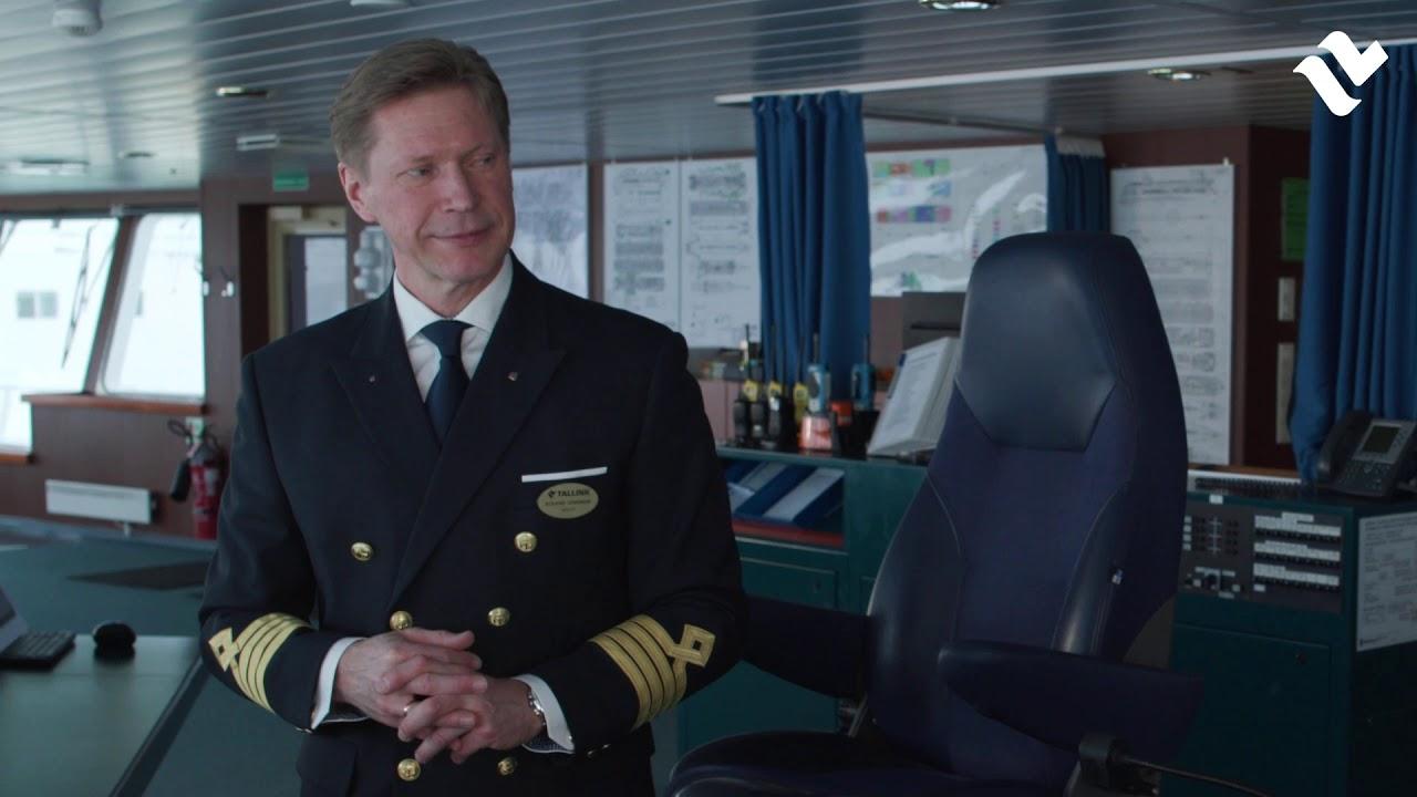 Sassi seiklused ajutiselt seisval Baltic Queenil – kaptenisild, I osa