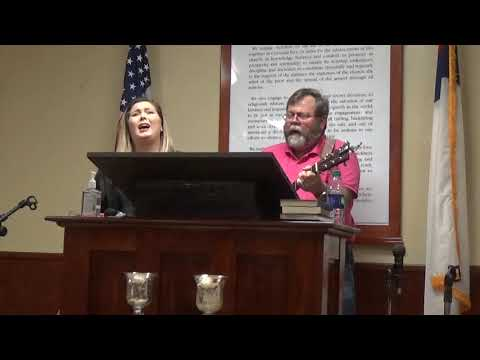 Mt. Pisgah Missionary Baptist Church January 2018 Singing Night
