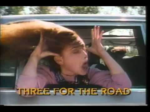 Three For The Road Trailer 1987
