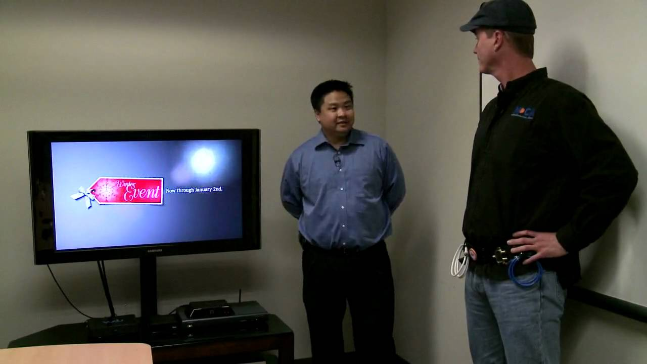 How To Set Up A Moca Home Entertainment Network Youtube Modem And Wiring Diagram