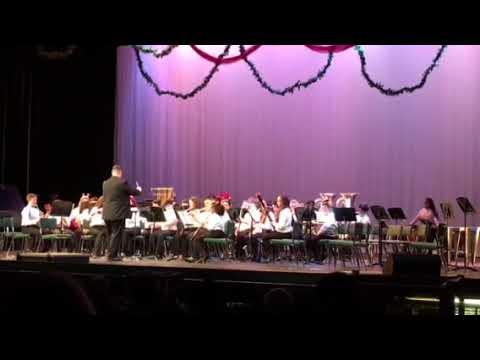Christmas Eve/ Sarajevo -Osceola County School for the Arts Middle School