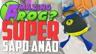 SUPER SAPO ANÃO! - Amazing Frog