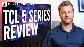 """TCL 5-Series 65"""" 4K UHD TV (2019) Review   Not Quite There"""
