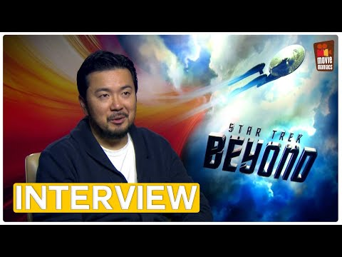 Star Trek director Justin Lin on directing Star Wars - exclusive interview