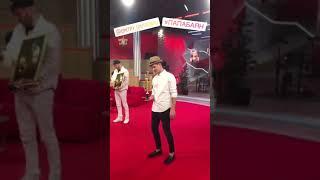 Дима Дмитренко получил награду от канала ТНТ Music