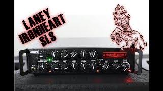 2018 Laney Ironheart SLS World First demo