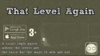 That Level Again