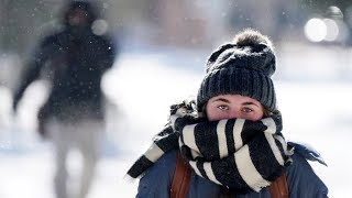 Extreme weather and the polar vortex Q&A
