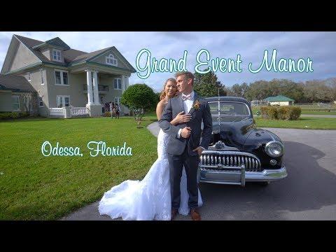 Grand Event Manor - Odessa, Florida
