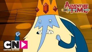Kral, soğutucu   macera süre   Cartoon Network