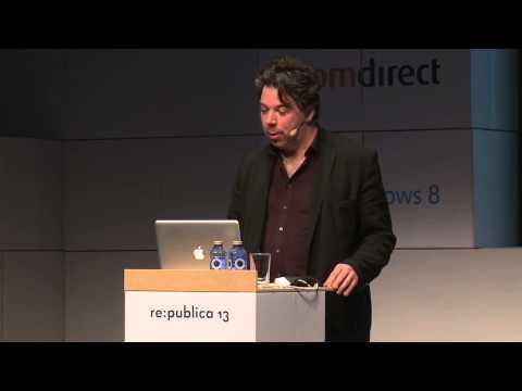 re:publica 2013 - Felix Schwenzel: 10 Vorschläge um die Welt zu verbessern on YouTube