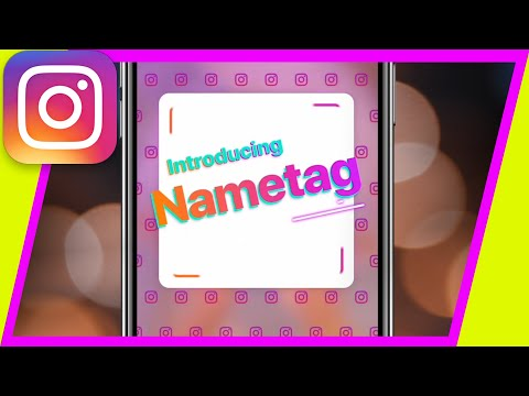 How To Use Instagram Nametag - New Instagram Update